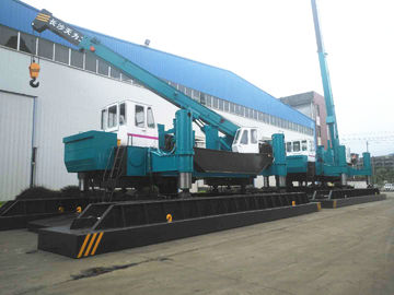 ZYC460 Pile Pressing Machines, Blue Pile Foundation Machine do Phc Pile